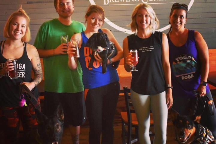 Pet Friendly The Leaning Cask Brewing Co.