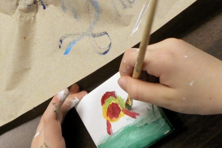 Pet Friendly A Free-Spirit Inner Child Art Experience