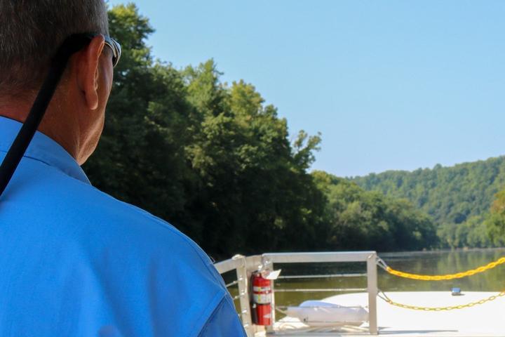 Pet Friendly Historic Bourbon Boat Tour