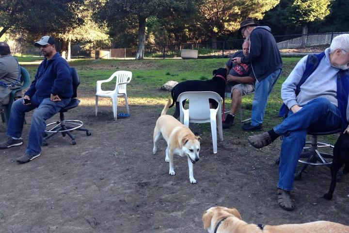 Pet Friendly Pinole Small Dog Park