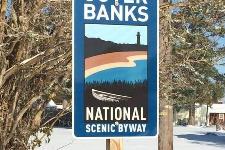 Pet Friendly Outer Banks National Scenic Byway