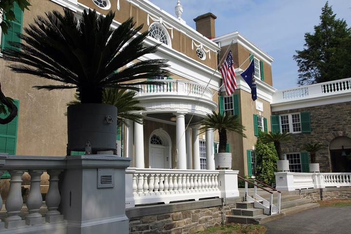 Pet Friendly Home of Franklin D. Roosevelt