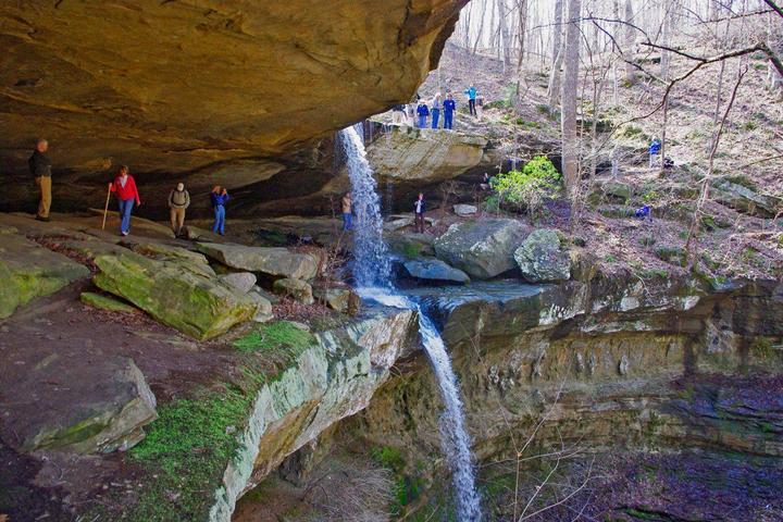 Pet Friendly Cane Creek Canyon Nature Preserve