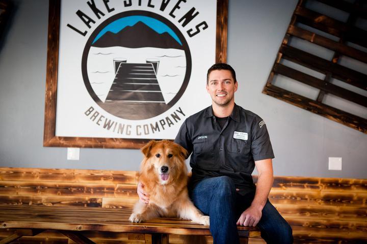 Pet Friendly Lake Stevens Brewery