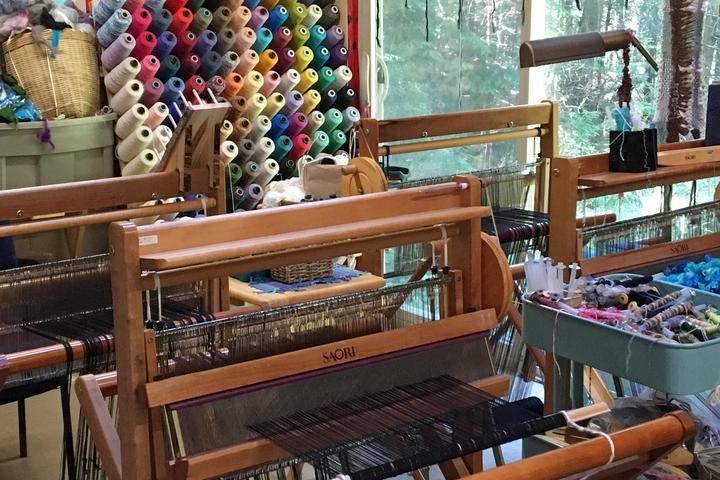 Pet Friendly Saori Weaving 'Try It' class
