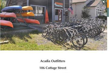 Pet Friendly Acadia Outfitters