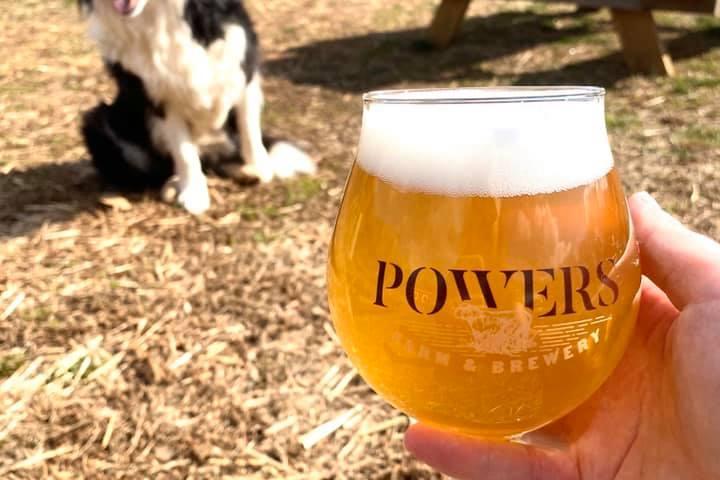 Pet Friendly Powers Farm & Brewery
