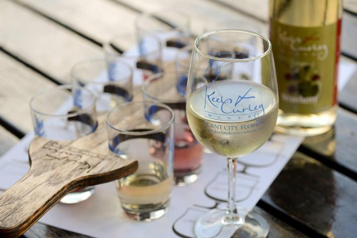 Pet Friendly Keel & Curley Winery