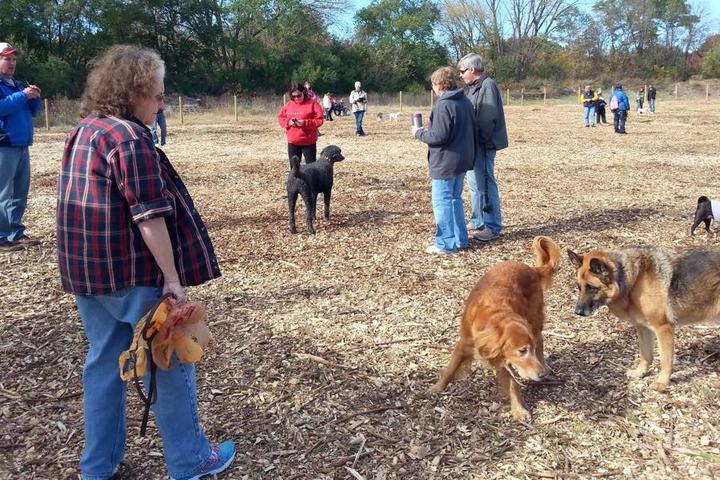 Pet Friendly Stillwater Dog Park