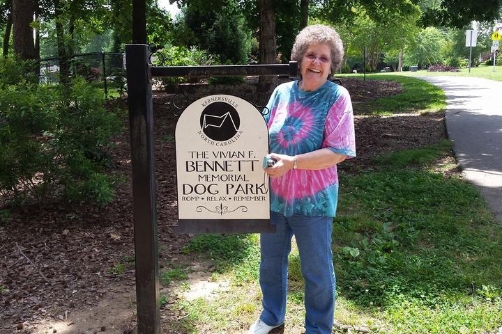 Pet Friendly Vivian F. Bennett Memorial Dog Park