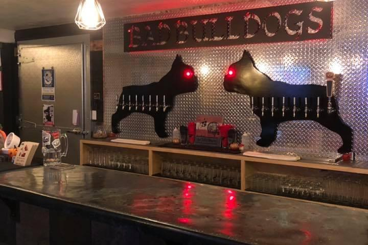 Pet Friendly Bad Bulldogs Brewery