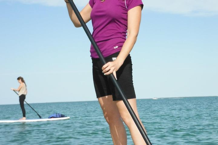 Pet Friendly Guided Paddle Eco Adventure
