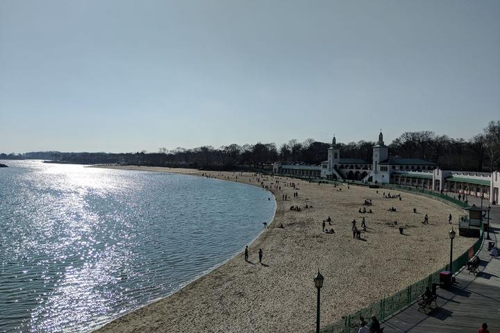 Pet Friendly Playland Beach