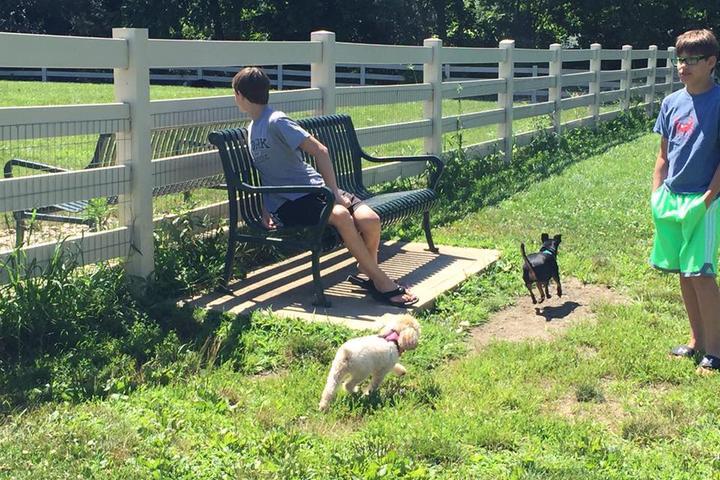 Pet Friendly Brooksedge Dog Park