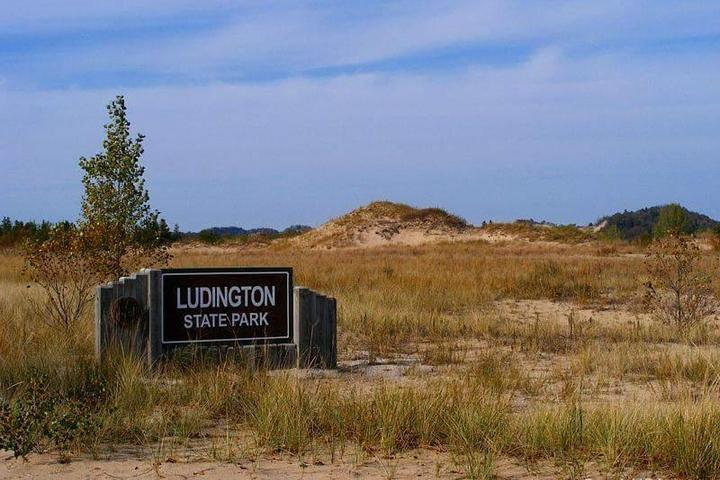Pet Friendly Ludington State Park