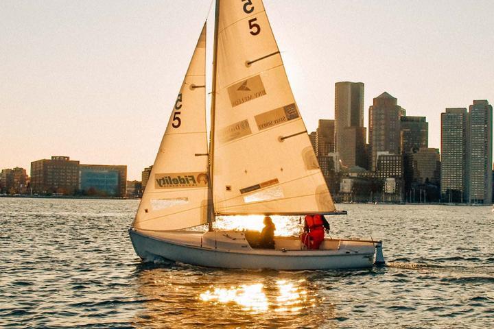 Pet Friendly 2-hour Sail on Boston Harbor