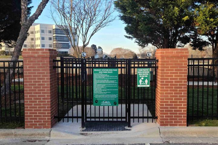 Pet Friendly Bradley Station Dog Park