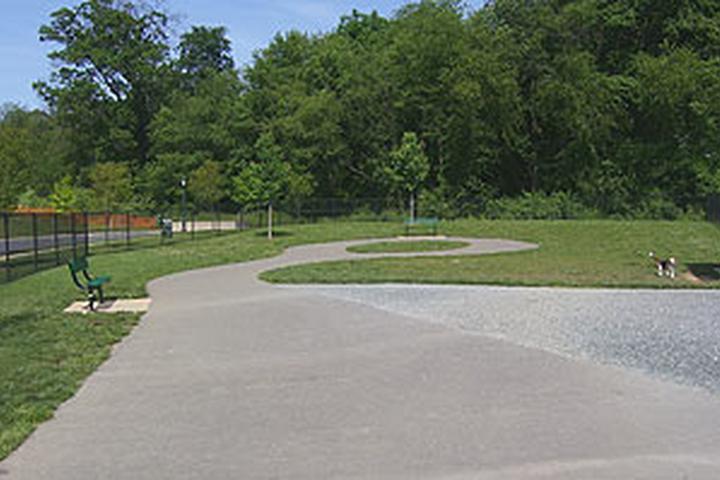 Pet Friendly Rockville Dog Park at King Farm
