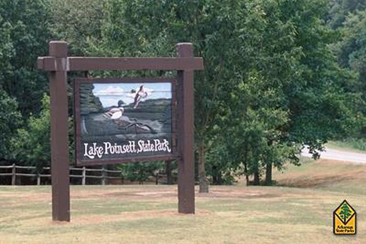 Pet Friendly Lake Poinsett State Park
