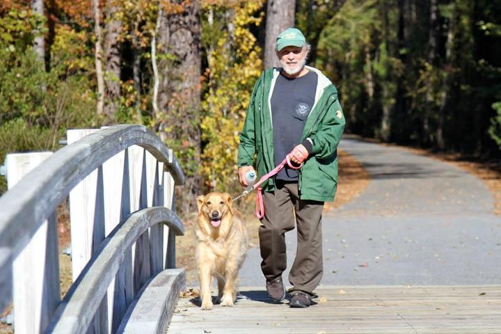 Pet Friendly Dismal Swamp State Park
