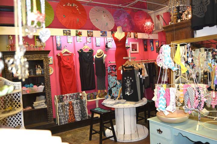 Pet Friendly Pink House Boutique