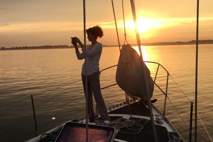 Pet Friendly LI Sound Sunset Sail and Dinner