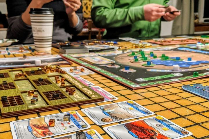 Pet Friendly Board Games and TRPG's on the Mountain