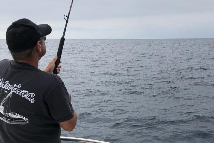 Pet Friendly Private Fishing Charter LA Sportfishing