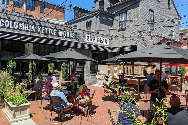 Pet Friendly Columbia Kettle Works 2nd Gear Taproom