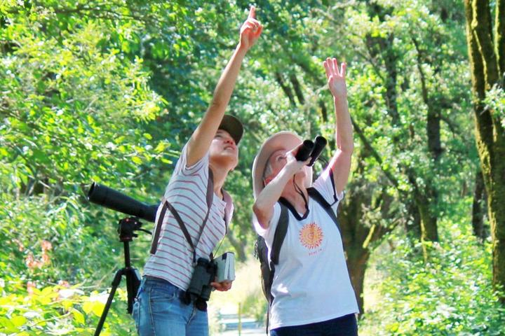 Pet Friendly Birding Walk along Charming Farm Trail