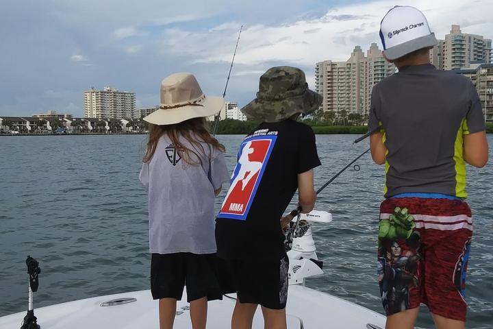 Pet Friendly Inshore Fishing Excursion