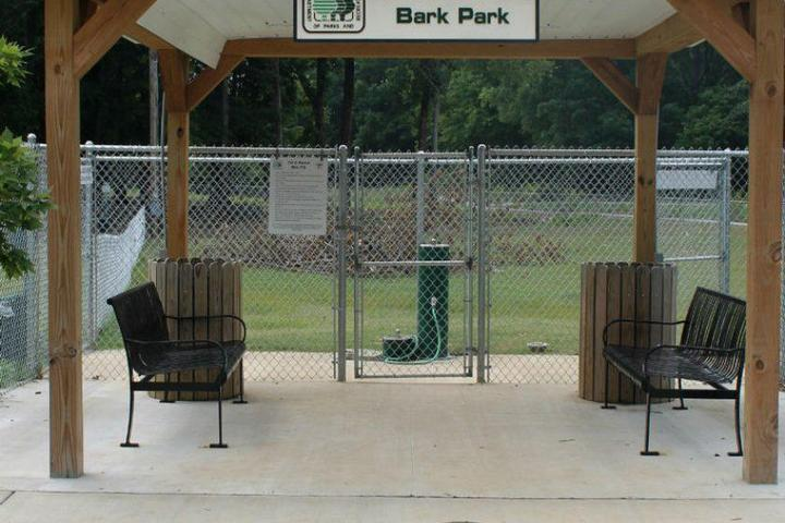 Pet Friendly Tupelo Bark Park