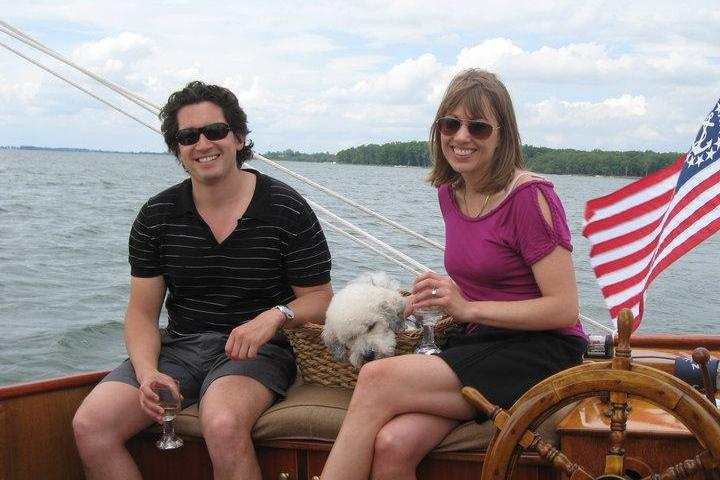 Pet Friendly Sail Selina II Boat Tours