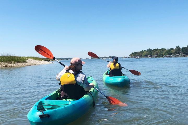 Pet Friendly Kayaking & Coffee