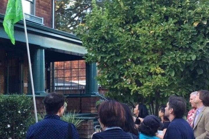 Pet Friendly Palo Alto Tech Walking Tour & Sights