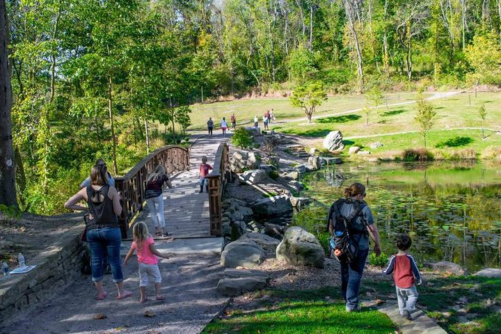 Pet Friendly Pittsburgh Botanic Garden