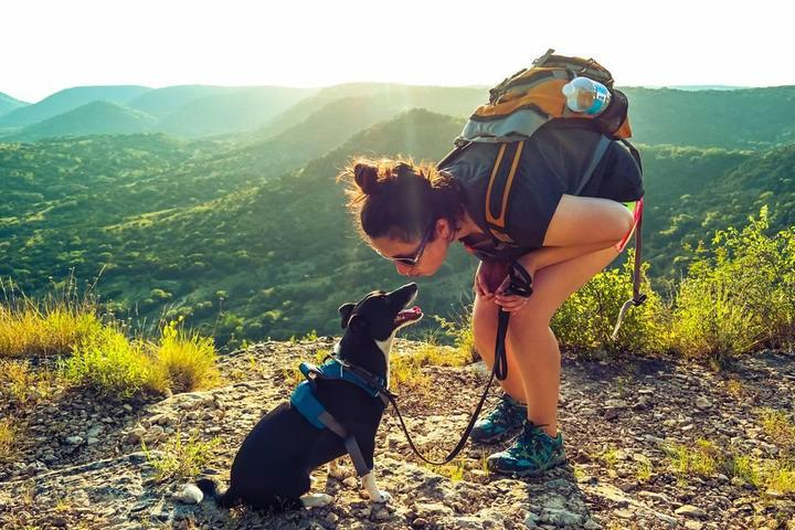 Pet Friendly Hill Country State Natural Area
