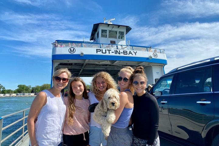 Pet Friendly Miller Ferries