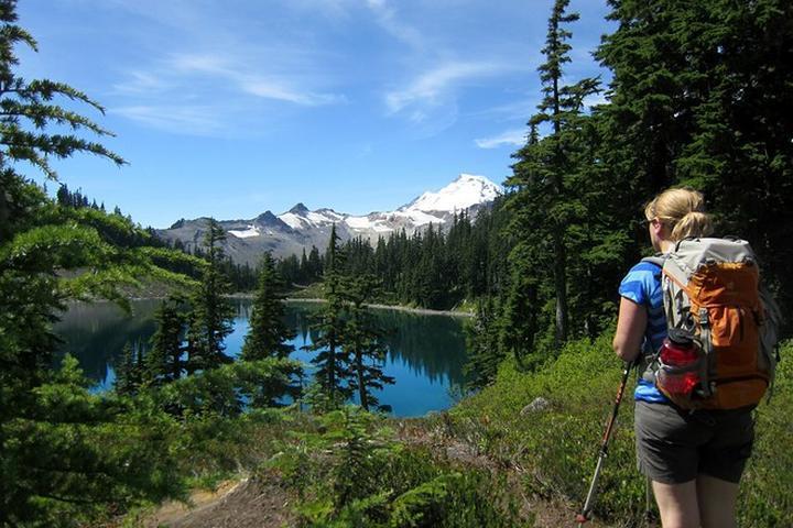 Pet Friendly Chain Lakes Trail