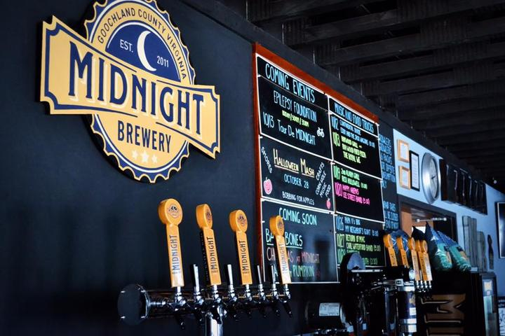 Pet Friendly Midnight Brewery
