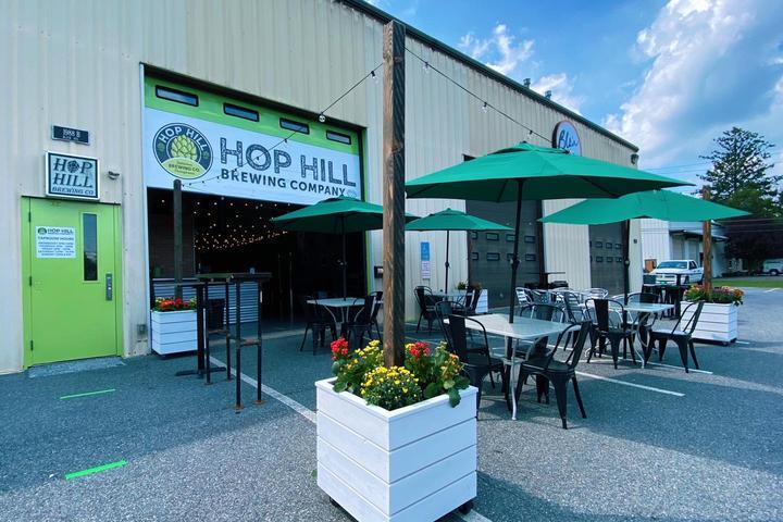 Pet Friendly Hop Hill Brewing Co