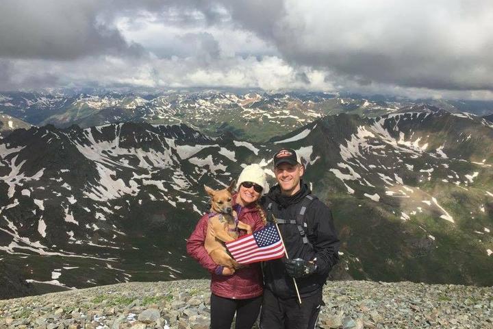 Pet Friendly Handies Peak Trail