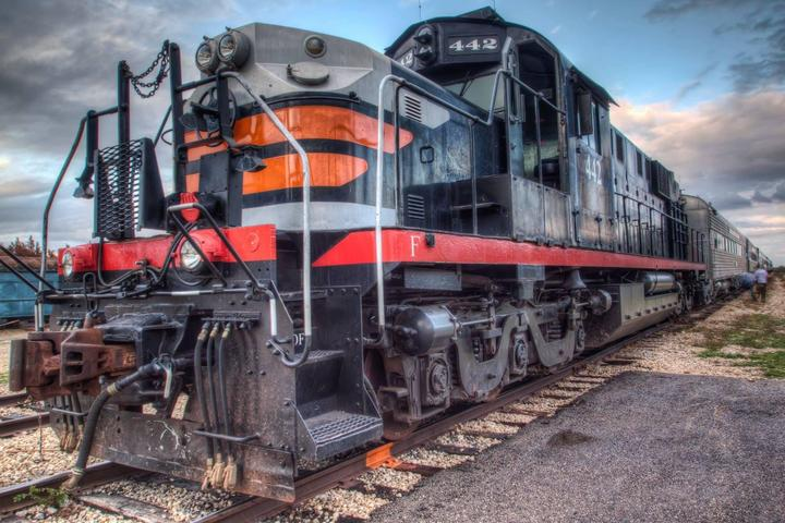 Pet Friendly Austin Steam Train