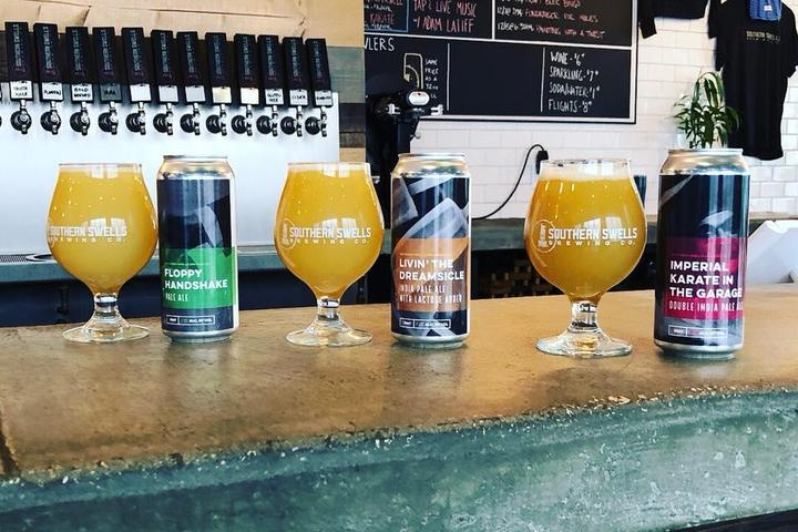 Pet Friendly Southern Swells Brewing Co.