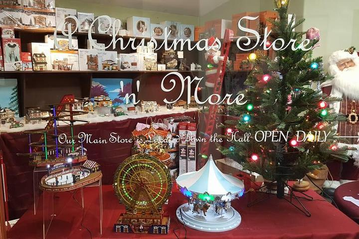 Pet Friendly A Christmas Store N' More