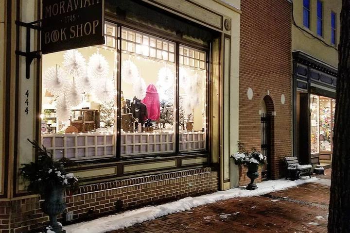 Pet Friendly Moravian Book Shop