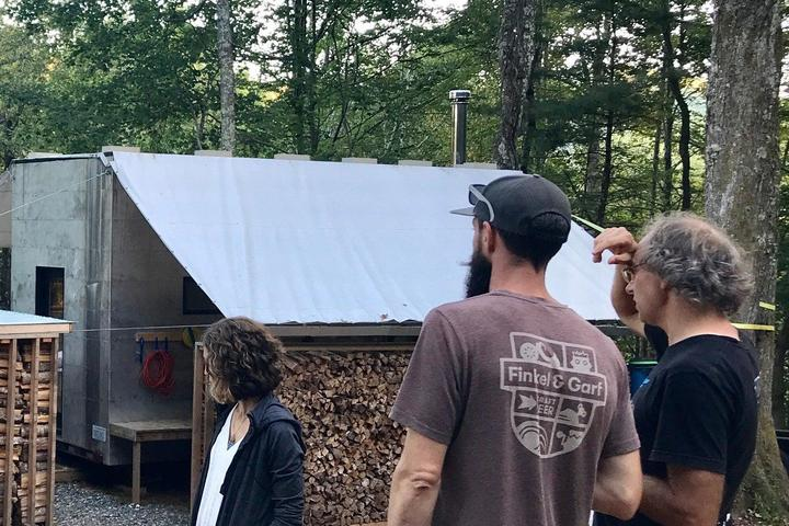 Pet Friendly Off the Grid Tiny House Homestead Tour
