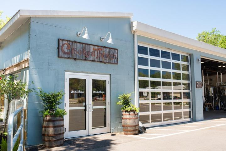 Pet Friendly Crooked Thumb Brewery