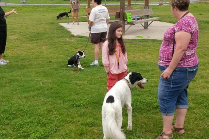 Pet Friendly Settles Bridge Park Dog Park