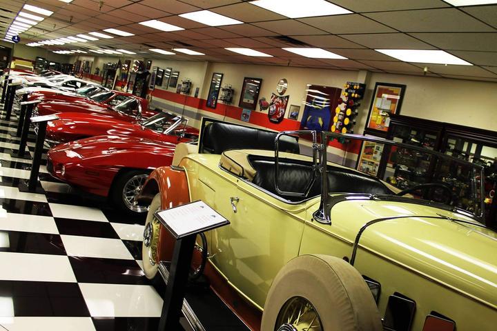 Pet Friendly Martin Auto Museum